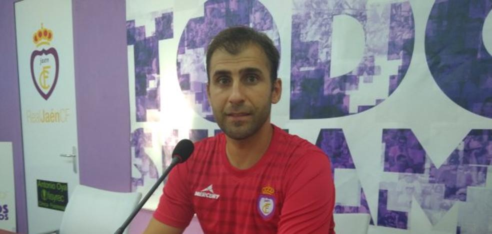 El Real Jaén viaja a Atarfe con la sensación de jugar como si estuviera «en casa», apunta su entrenador