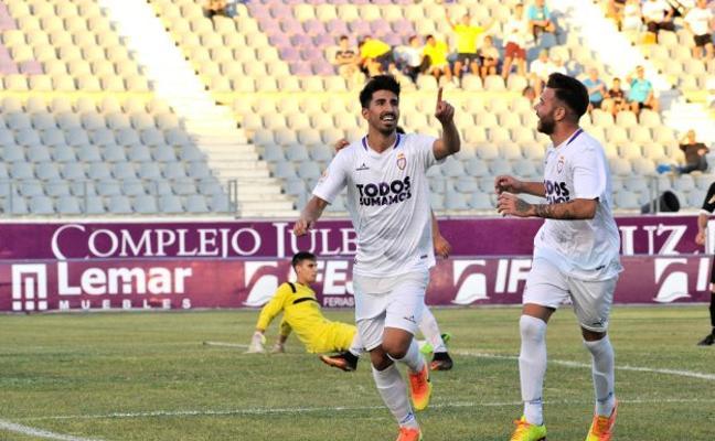 Tres puntos y una dosis de confianza para un Real Jaén en crecimiento