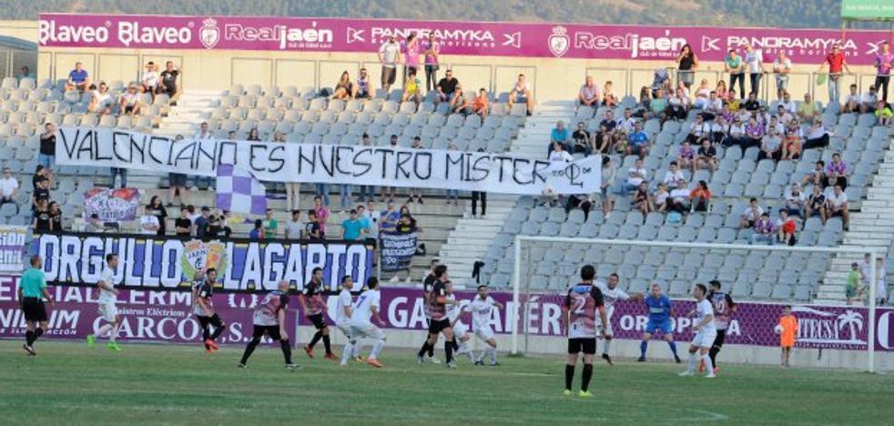 El Real Jaén elige a Salva Ballesta como entrenador