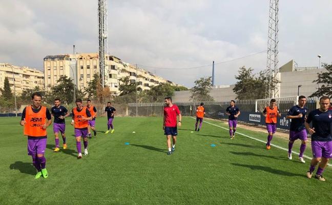 El Real Jaén da la cara ante un Atlético Malagueño imparable
