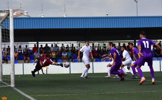 El Real Jaén cae en su visita a Vélez