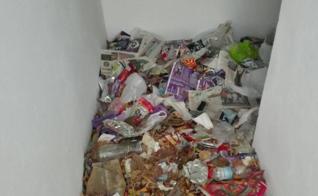 Polémica por el estado de los baños para visitantes del Real Jaén