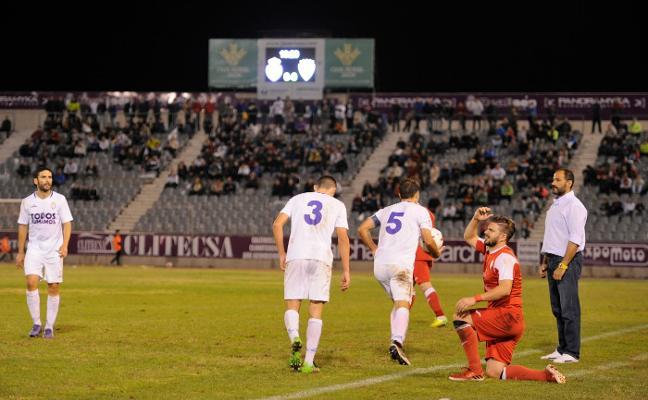 Salva Ballesta: «El Real Jaén va a todos los campos a ganar»