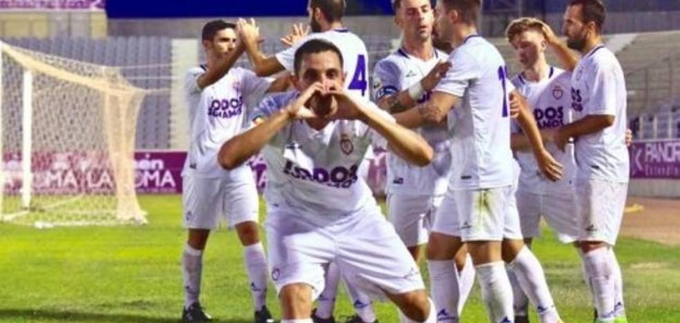 Nando Copete: «Me dijeron que buscara equipo porque podía salir del Real Jaén»