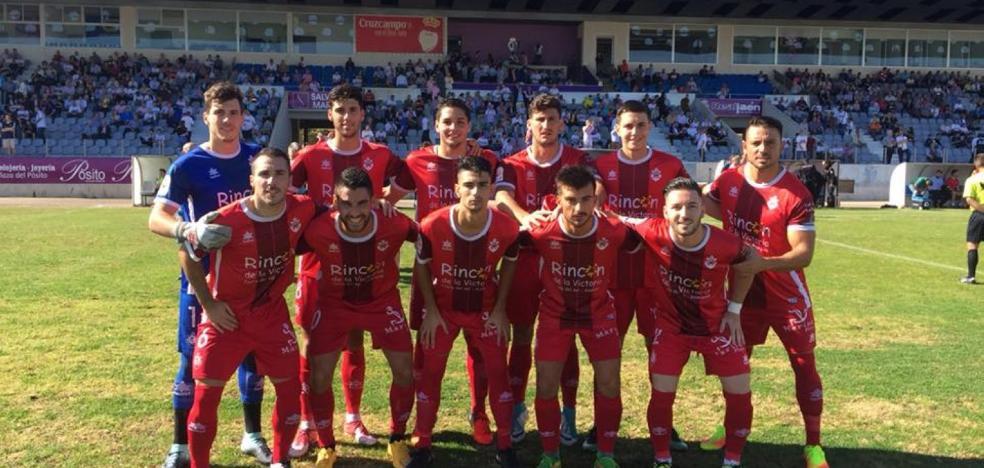 El CD Rincón, molesto por el interés del Real Jaén en Ezequiel
