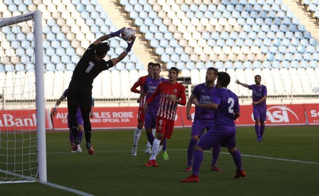 Arellano: «Aspiramos a ganar cada partido y por supuesto a dar alcance al Atlético Malagueño»