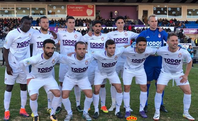 El portugués Luizinho da el triunfo al Real Jaén (1-0)