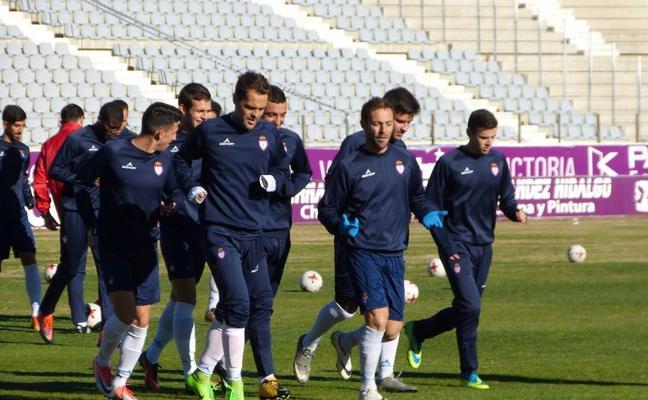 El Real Jaén vence al San Pedro por un gol