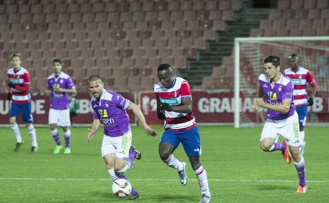 El Real Jaén jugará un partido amistoso ante el Granada B en su Ciudad Deportiva