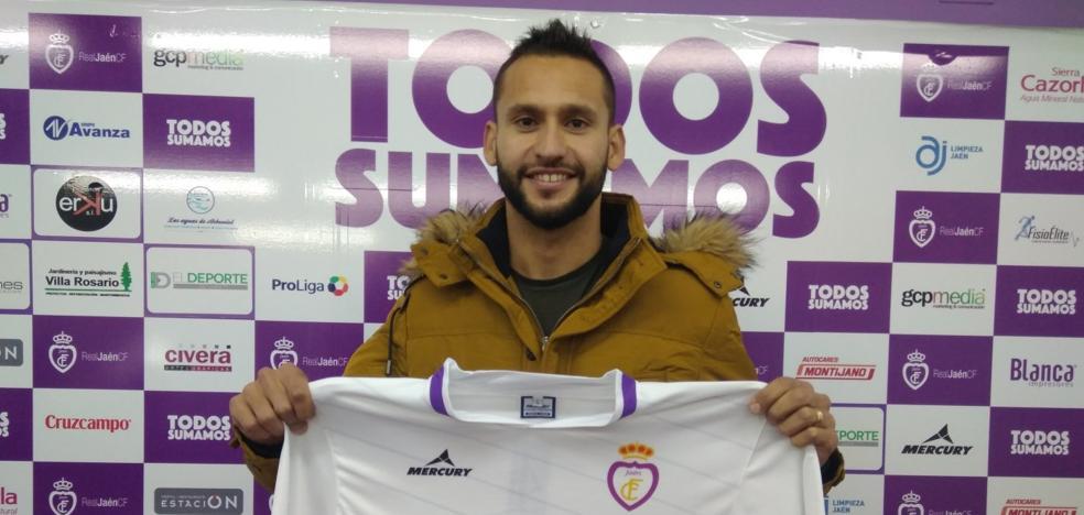 Pedro Beda, nuevo refuerzo para la delantera