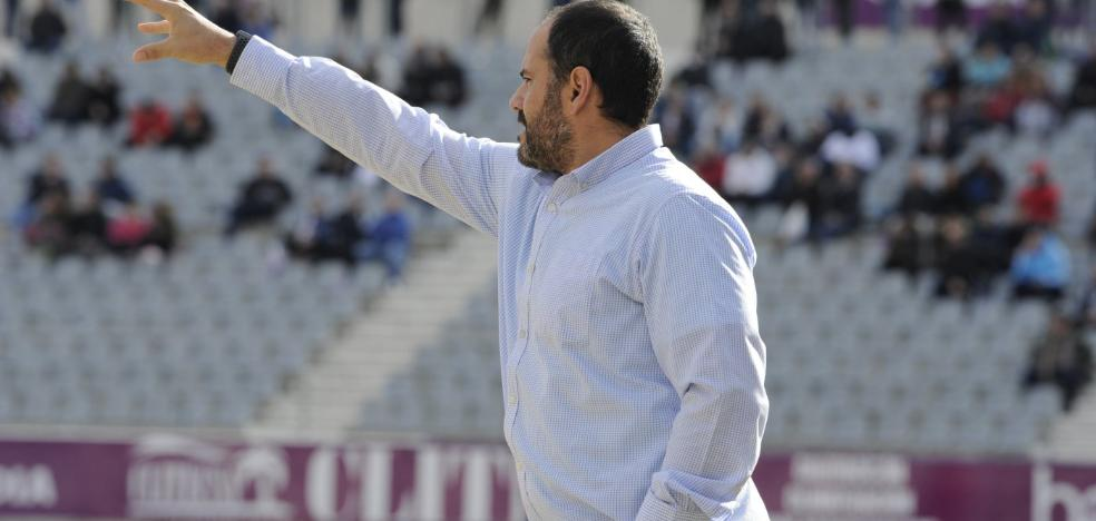 Ballesta: «El partido ante el Antequera es importante pero no decisivo, queda mucho»