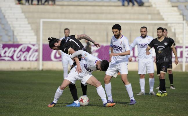 El Real Jaén abre brecha