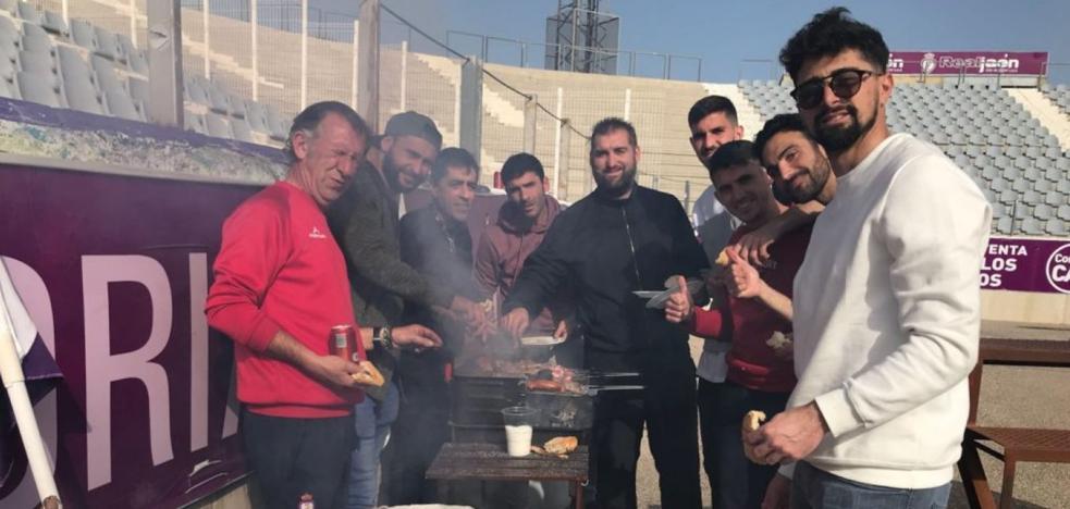 El Real Jaén echa el telón al zoco de fichajes