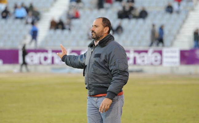 Ballesta: «Toca volver a la victoria, en La Victoria y ante un gran rival como el Atlético Malagueño»