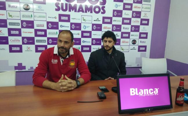 Salva Ballesta y Rubén Andrés salen del Real Jaén a tres días del derbi