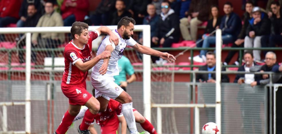 El Real Jaén pide sitio en el play off