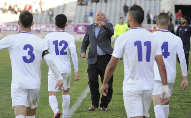Román: «Andrés García Tébar nos ha hecho creer a todos en el play off»