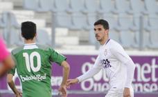 Heredia: «Deseo que llegue ya mi primer gol»