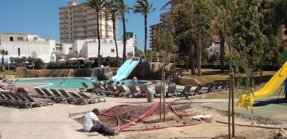 Las obras del Ohtels Roquetas siguen generando reclamaciones