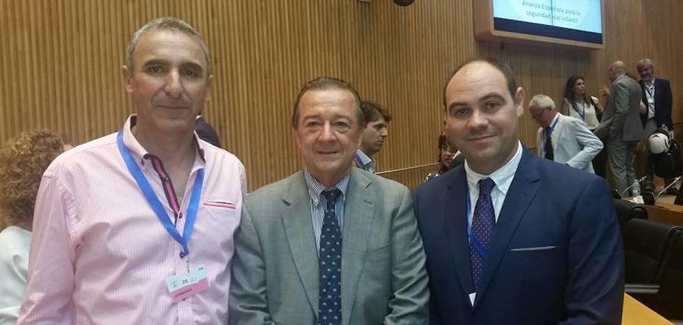 Ricardo Alemán participa en la Alianza Española por la Seguridad Vial Infantil