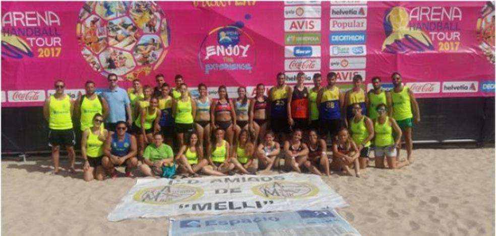 El AM Team juvenil femenino gana el Arena 1.000 de Cádiz