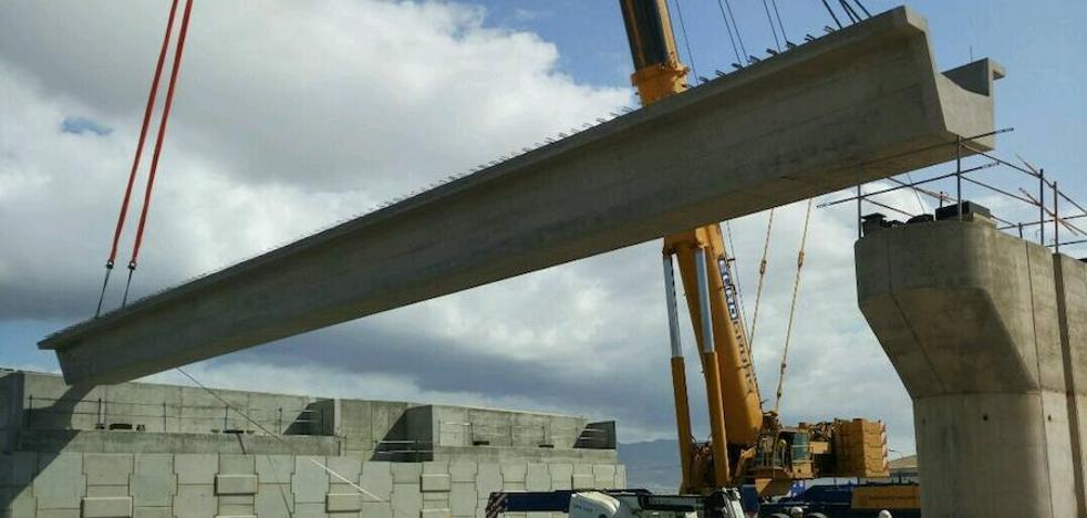 Fomento trabaja en la última gran estructura de la variante, que espera abrir totalmente en septiembre