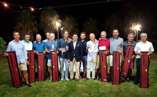 Playa Serena organizó un torneo por equipos de cuatro jugadores a 36 hoyos