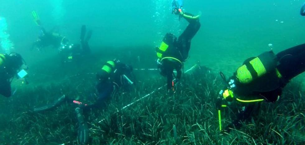 La Junta pide permiso para un parque de arrecifes artificiales en Aguadulce