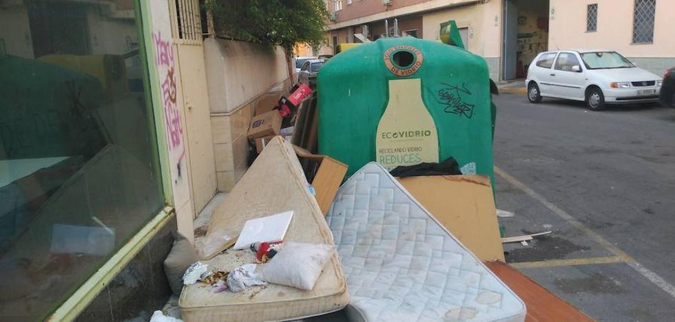 El nuevo contrato de basura incluye un punto limpio en Cortijos de Marín
