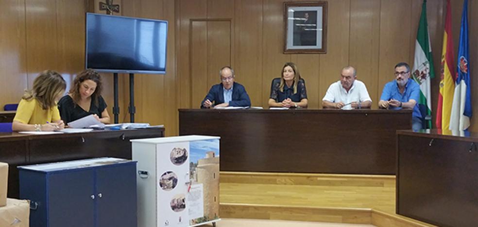 Un comité de expertos evaluará las cuatro ofertas del contrato de basuras