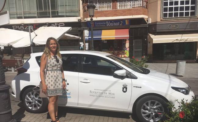 Ciudadanos sospecha que el Ayuntamiento no controla el uso de los vehículos oficiales