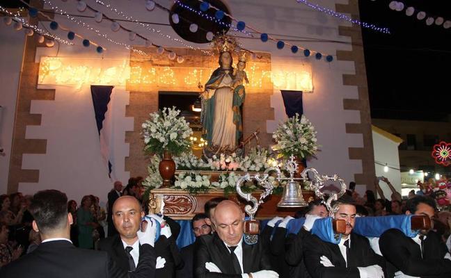 Roquetas despidió sus fiestas patronales tras un intenso fin de semana de actos