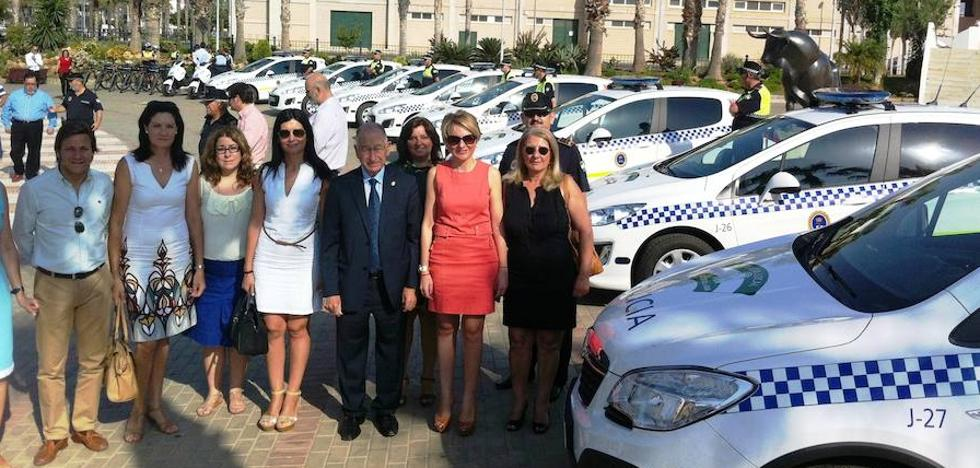IU quiere que la flota de vehículos municipales esté controlada por GPS