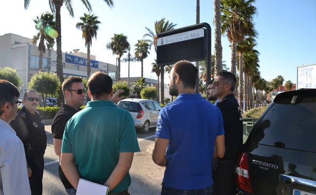 Técnicos de 'Mi Ciudad Inteligente' conocen los proyectos de 'smart city' de Roquetas