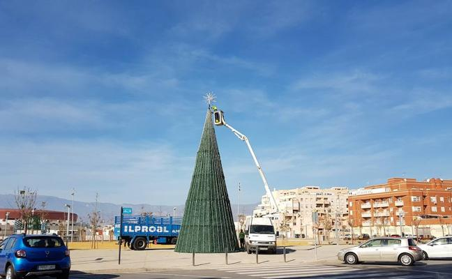El alumbrado navideño de este año arranca hoy con nuevos elementos y más arcos