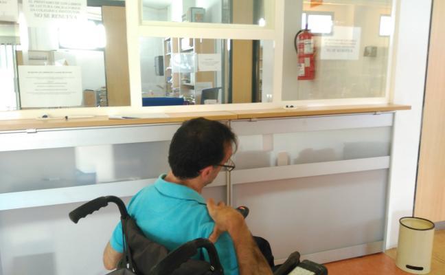 IU y Ciudadanos exigen al PP un mayor compromiso para eliminar barreras para personas con discapacidad