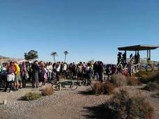 La ciudadanía se moviliza para salvar Las Salinas y la Ribera de la Algaida