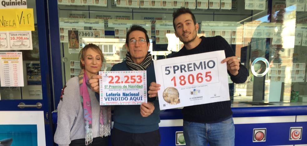 El Trebol Dorado de Vícar reparte un pellizco de 60.000 euros de alegría a vecinos del barrio