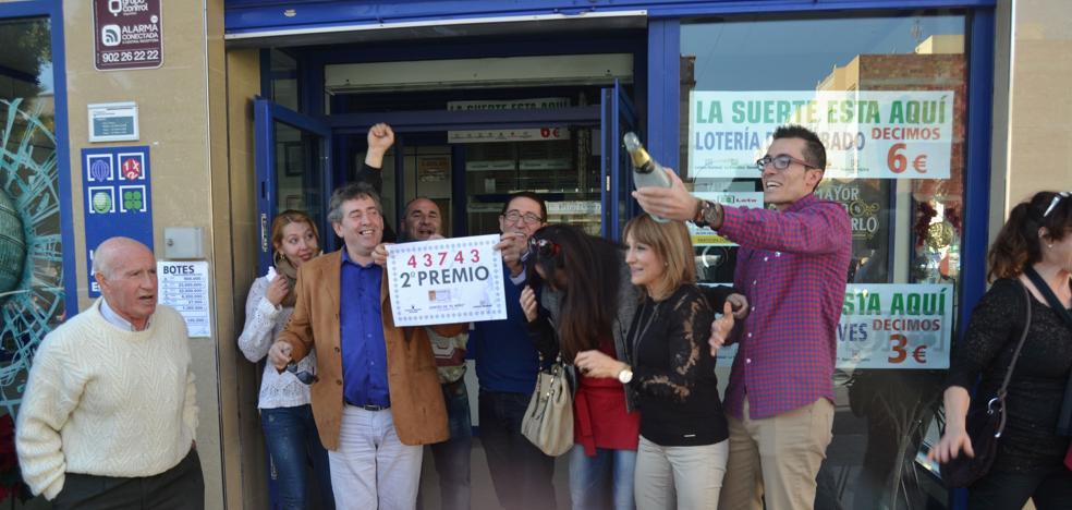 Sorteo Lotería de Navidad: Vícar reparte 60.000 euros con un quinto premio