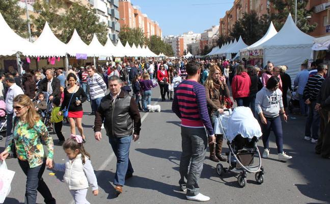 Roquetas sigue acercándose a los 100.000 habitantes cerrando 2016 con 93.363