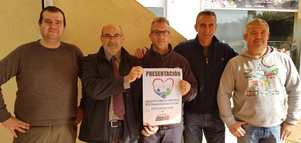 Nace una asociación para defender los intereses de los comerciantes de la Urbanización