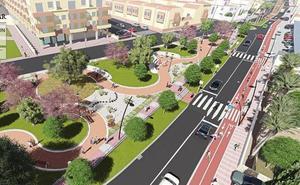 Asfaltos Jaén reformará la Avenida de Torrequebrada en 6 meses por 1,2 millones