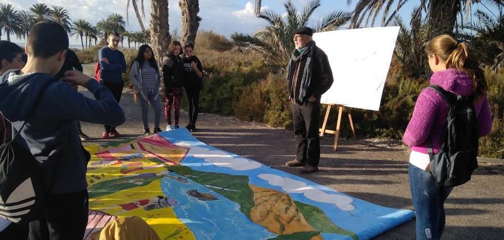 Proponen «abrazar» Las Salinas con una cadena humana el próximo día 25