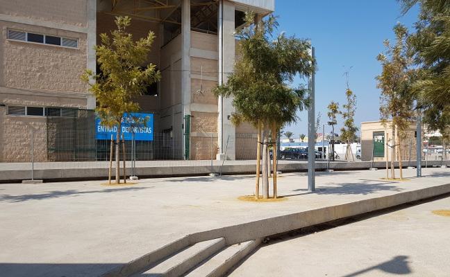 El Parque de Los Bajos y el Centro Deportivo de Las Marinas siguen teniendo deficiencias