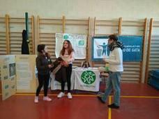 El IES El Parador celebró su quinto encuentro de asociaciones y voluntariado