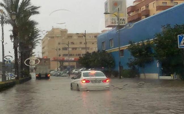 La obra de la balsa de tormentas de Avenida Sabinar se retoma tras 9 meses parada