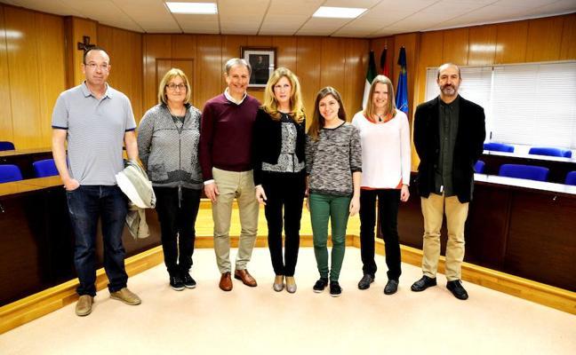 Profesores austriacos conocen el método de trabajo por proyectos del IES El Parador