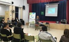 Asempal organizó un taller de fomento del emprendimiento en el IES Turaniana