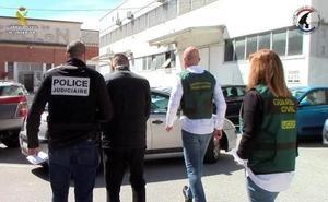 Cinco detenidos por matar en Francia a un vecino de Roquetas buscado desde 2013