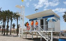 Arranca el proceso de contratación de los 48 socorristas de playa que habrá este verano